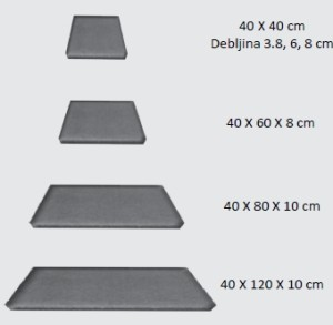 betonske ploče klasik
